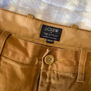 Other - J.Crew The Sutton Pants